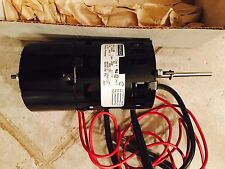 "Fasco D418 3.3"" blower motor, 1/50HP, 1550rpm, 115V, 60HZ, 1.1 amps"