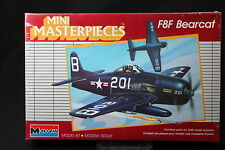 YE062 MONOGRAM 1/72 maquette avion 5013 F8F Bearcat Mini Masterpieces