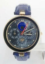 Solid 18k GIRALD GENTA MOON PHASE Perpetual Calendar Mens Watch G2779.7* RARE