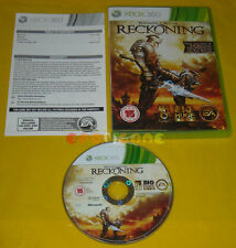 KINGDOMS OF AMALUR RECKONING XBOX 360 Vers Inglese gioco in Italiano »» COMPLETO