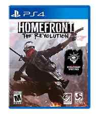 Homefront: The Revolution - PlayStation 4 Ps4 Games Video Games ORIGINAL NEW