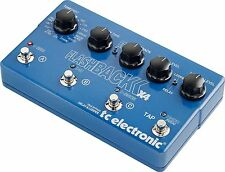 New TC Electronic Flashback X4 Delay Guitar Effects Pedal!