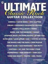 Ultimate Classic Rock Guitar Collection TAB Edition by Alfred Publishing...