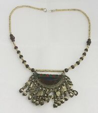 afghan kuchi Traditional Jewelry necklace pendant from Afghanistan