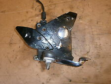 Kawasaki ZR7-S  ZR750 (2001) Right Foot Rest and Brake Lever