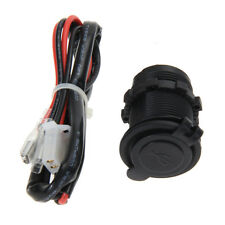 12V 2.1+1A Dual USB Car Charger Cigarette Lighter Socket Splitter Power Adapter