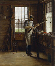 The Gunsmith boutique Edgar Melville ward désolés fusil Artisanat B a3 01467