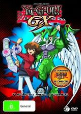 Yu-Gi-Oh! GX : Vol 1 : Part 1-2 (DVD, 2006, 2-Disc Set) Region 4