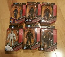 DC MULTIVERSE KING SHARK 6 Figure Set Lot Ships in 24 hrs ZOOM JIM GORDON BATMAN