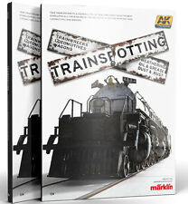 Ak Interactive AKI -696 Trainspotting - Take Your Trains To A Higher Level