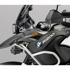 KIT ADESIVI BMW R 1200 GS STICKER BICLORE R1200GS ADESIVO BIANCO ARANCIO CARENA