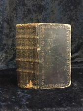 1769 KING JAMES BIBLE Standard Text CAMBRIDGE Containing a History of the Bible