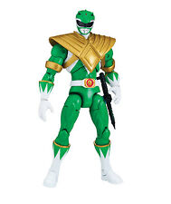 "POWER RANGERS Super MegaForce_Armored Mighty Morphin GREEN RANGER 7 "" figure_MIB"
