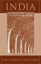 India: Government and Politics in a Developing Nation, Hardgrave, Robert L., Koc
