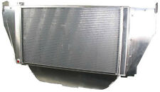 SALDANA 55-56 CHEVY RADIATOR & CORE SUPPORT,ELECTRIC FANS,TRANSMISSION COOLER