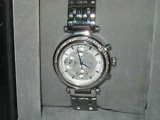 Guess Collection GC  Men Diamond stainless Steel Bracelet Watch