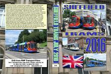 3346. Sheffield.UK. Trams. July 2016. Another of our reviews of British tram sys