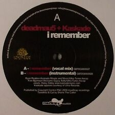 "DEADMAU5/KASKADE - I Remember - Vinyl (12"")"
