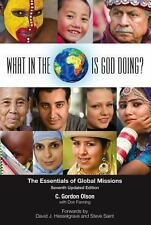 What in the World Is God Doing?: The Essentials of Global Missions, Olson, C Gor