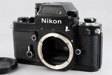 【Near MINT+++】【Vintage】 Nikon F2 SB Photomic Black Film Camera DP-3 From Japan