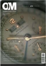 OM LA RIVISTA DI OROLOGI & MARKET N. 50 LUGLIO SETTEMBRE   2005