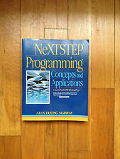 NeXT Computer : NeXTSTEP Programming - Concepts and Applications