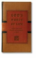 God's Words of Life: from the NIV Men's Devotional Bible Deluxe