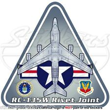 Boeing RC-135W Rivet Joint USAF RC-135 US Air Force ACC USA Vinyl Sticker Decal