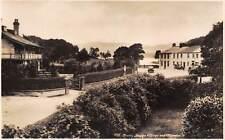 Cumbria Pooley Bridge Village and Ullswater, auto cars voitures