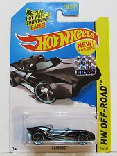 HOT WHEELS 2014 HW OFF ROAD CARBONIC FACTORY SEALED