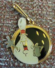BOWLING PIN & BALL Charm ZIPPER PULL / PENDANT