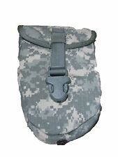 NEW ARMY MILITARY SURPLUS ACU E-TOOL POUCH CARRIER ENTRENCHING SHOVEL CASE GD/BD