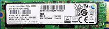 Samsung SM961 128GB SSD NVMe** 128G M.2 2280 PCIe PCI-Express 3.0 MZVPW128HEGM