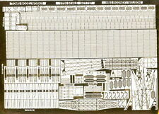 Toms Modelworks 1/700 HMS Rodney/Nelson Detail-up set (1 Photo-Etched sheet)
