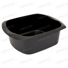 Addis Large Washing Up Bowl Oblong Kitchen Sink Tub Plastic Wash Coloured Bowls