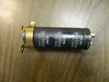 Elna Cerafine Capacitor, PCJ, 15000 uF(M), 50V, Positive, Used, WARRANTY