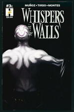 WHISPERS IN THE WALLS US HUMANOIDS COMIC VOL.1  # 3of6/'10