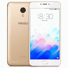GOLD Meizu m3 NOTE SMARTPHONE DUAL 3gb 32gb Fingerprint 4g LTE OTA 8cor 4100 mAh