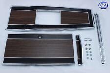 Mopar Console Top Plate Set 4sp 69 70 RoadRunner Coronet Charger SuperBee GTX