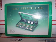 GOLF ATTACH CASE-INDOOR PRACTICE PUTTING-USED BUT IN GREAT CONDITION