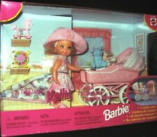 Tiny Steps Kelly Doll and Playset (Sister of Barbie) (New)