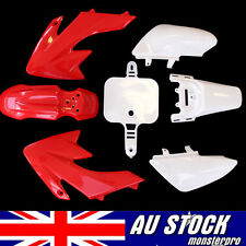 Plastic Fender Fairing kit CRF50 for Thumpstar Atomik 50 -125cc Pit Dirt bike