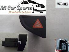 Citroen C5 Mk2 - Hazard Warning Switch / Button - 96617400KR