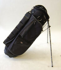 New Hippo Golf Viper Vp-100 Stand Bag Black