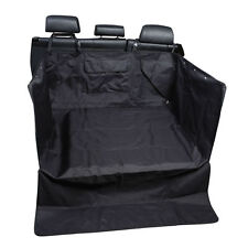Waterproof Car Seat Cover Pet Cargo Liner Cover for Dogs SUVs Trucks Black