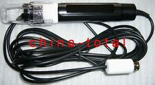 industrial PH electrode probe Sensor 5m Cable BNC connector online PH Controller