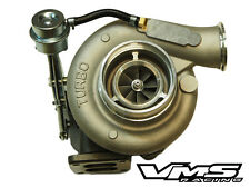 VMS TURBOCHARGER HX40W HX40 6CTAA FOR CUMMINS DODGE RAM TURBO DIESEL T4 4 FLANGE