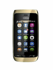Nokia  Asha 310 - Golden Light - Smartphone Brand New