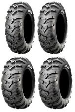27x9-12 27x11-12 CST MAXXIS ANCLA 4 TIRE SET FOUR ATV TIRES SIX PLY NEW 27 INCH