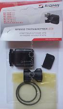 Sigma Sport STS Geschwindigkeitssender 1009 1609 2209 12.12 16.12 00439 wireless